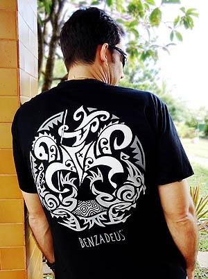 Camisa São Jorge Maori