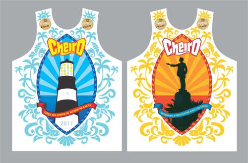 Abadás do Cheiro para o Carnaval 2011