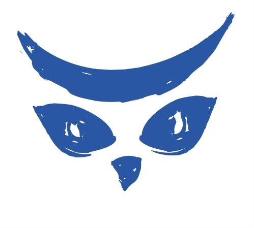 Marca do Bloco Coruja criada no início da década de 2000.