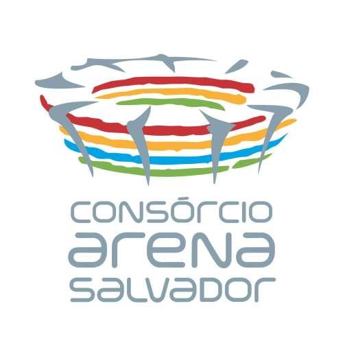 Marca criada para o Consórcio Arena Salvador, em 2010.