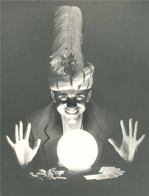 Durval Lelys de Mago em 1993