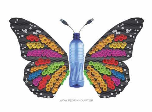 Borboleta - Metamorfose Ecológica