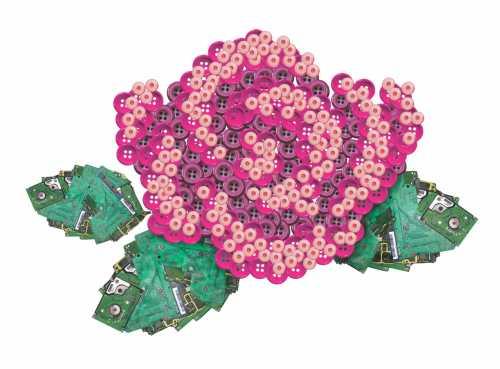 Rosa - Beleza Reciclada
