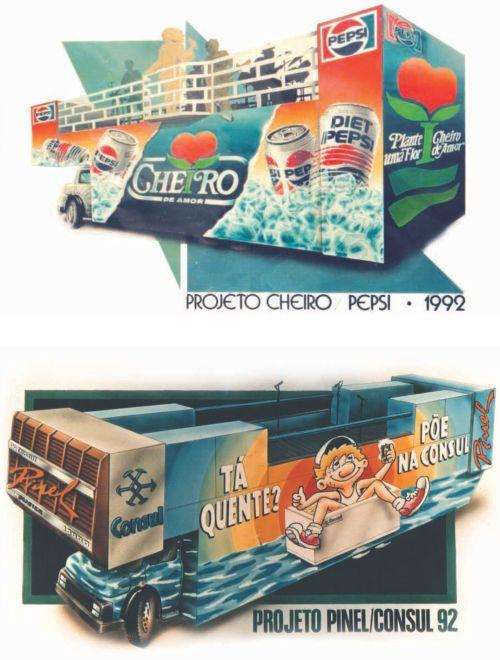 Projetos de Trios Elétricos - Cheiro Pepsi e Pinel Consul