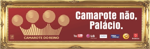 Outdoor Camarote do reino 2012.