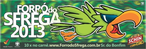 Outdoor Forró do Sfrega 2013