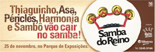 Outdoor Samba do Reino - 2012