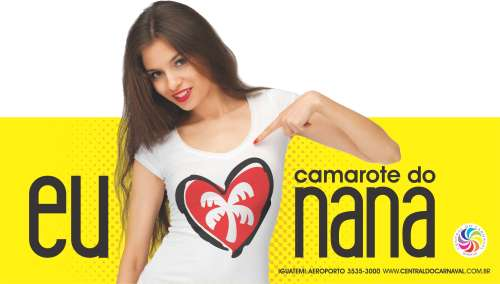 Outdoor  Camarote do Nana - 2013