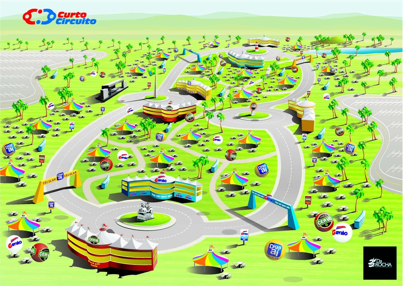 Circuito Osmar : Circuito dodô osmar pedrinho da rocha