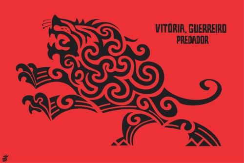 Vitória Guerreiro Predador - Leão maori
