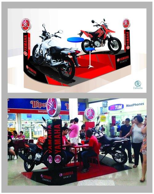 Stand MotoFácil Yamaha.